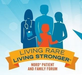 Living Rare, Living Stronger Virtual Forum is Now Open!