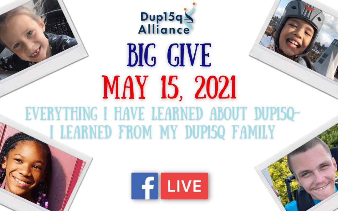 2021 Big Give Re-Cap