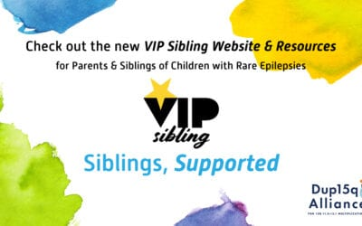 VIP Siblings, New Resources to Support Brothers & Sisters